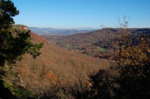 La magnifica Valle del Fosso Castello