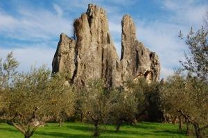 Monumento naturale di Camposoriano