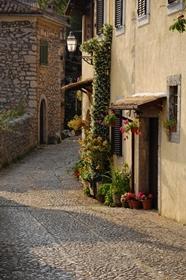 Civita Vecchia, vicolo