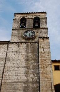 2-Piediluco-Chiesa di S. Francesco, campanile