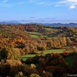 Orvinio-Santuario della Madonna di Valbona, panorama