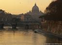 Scorcio di Roma dal Lungotevere