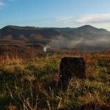 MonteTuscolo, panorama sui Colli Albani