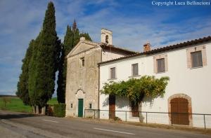 Castiglione in Teverina-Chiesa della Madonna delle Macchie