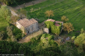 Vicalvi-Casali abbandonati ai piedi del borgo RCRLB