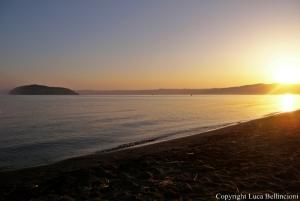 Alba sul Lago di Bolsena