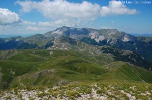 Panorama dal Monte di Cambio