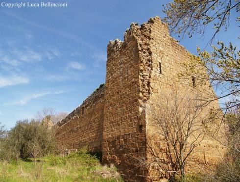 S. Giovenale-Castello, scorcio 2 RCRLB