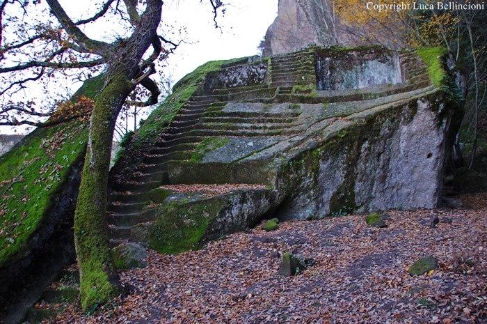 Valle del Fosso Castello-Piramide RCRLB
