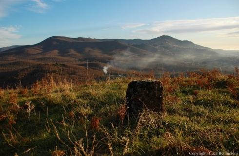 Tusculum-Panorama sui Colli Albani RCRLB