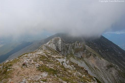 Mti Simbruini-Mte Viglio, verso il Mte Gendarme 1 RCRLB.JPG