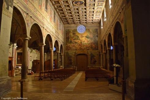 Abbazia di Farfa-Chiesa di S. Maria, interno 1 RCRLB