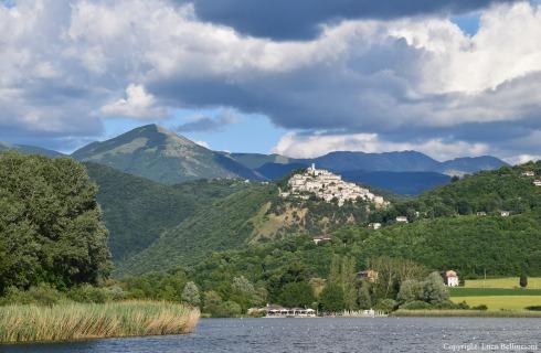Lago di Piediluco-Paesaggio con Labro 1 RCRLB